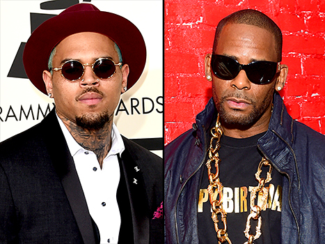 Grammys Called Hypocritical for Sending Domestic Violence Message While Nominating Chris Brown, R. Kelly