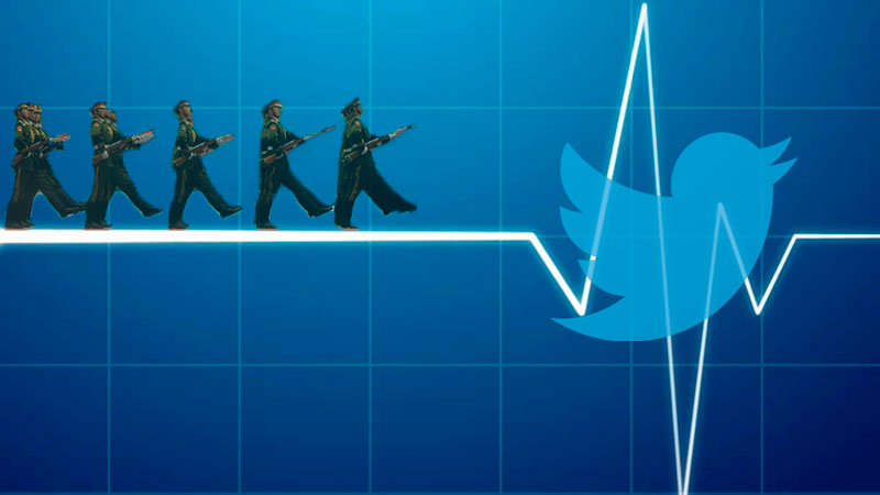Twitter's New Transparency Report Shows Massive Spike in Demands from Russia