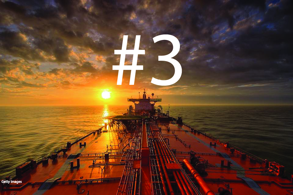 #3 – Exporting American energy