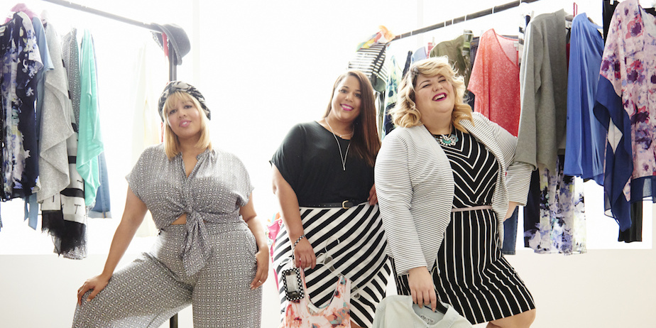 Plus-size clothes sales hit $30 billion in 2003, and seem poised for growth