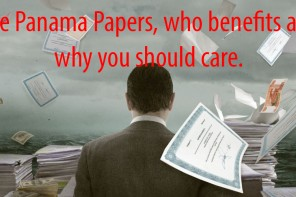 The US as a Safe Haven for Laundered Money? A look into the Panama Papers.